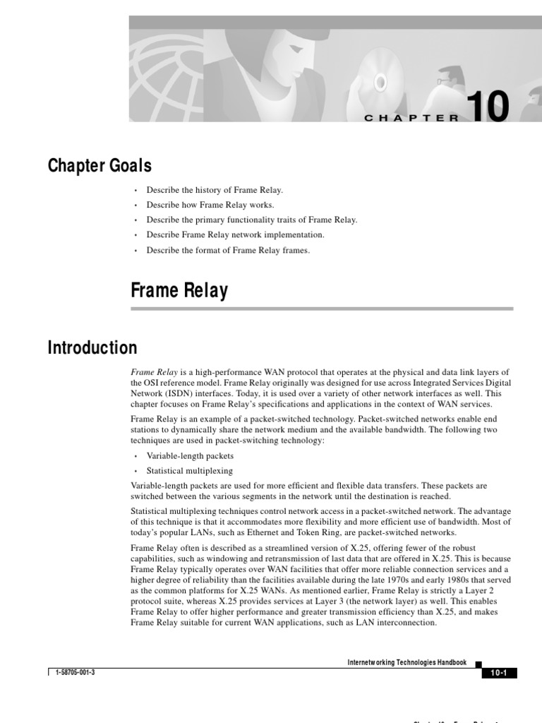 Frame relay | Packet Switching | Computer Network