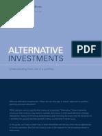 Alternative Investments Etfs