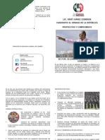 Rene Juarez Cisneros- Propuestas Senador- Seguridad Nacional Buen Gobierno