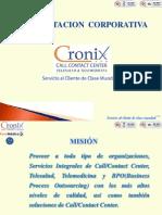 Cronix Presentacion Corporativa Enero 2011