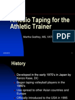 Kinesio Taping for the Athletic Trainer