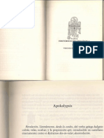 APOKALYPSIS DE SAN JUAN- LEONARDO CASTELLANI