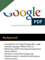 Google Ppt