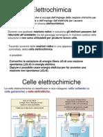 Lezione 1 Ossidoriduzioni e Celle Voltaiche