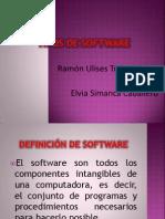 Tipos de Software Elvia