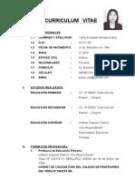 Curriculum Vitae Yeimy ... Imprimir