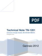 Technical Note TN-1201