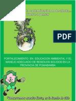 Plan Educacion Ambiental