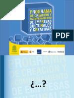 TallerDel Proyecto a La Em Pres a Cultural