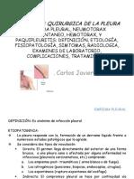 Clase 7 Patologia Quirurgica de La Pleura_ Dr Palao[1]