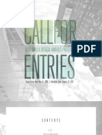 2012 AIA|LA Design Awards Call for Entry