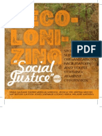 Decolonizing Social Justice Work