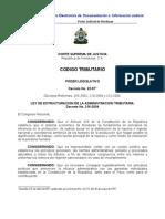 CODIGO TRIBUTARIO (actualizada-07)