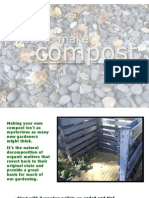 How to Make Compost Bins and Compost
