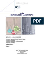 Guia de Materiales de Lab Oratorio