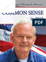 Sound Money - Chapter 24 from Common Sense in 2012