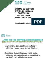 SISTEMAS DE GESTION