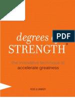 Degrees of Strength