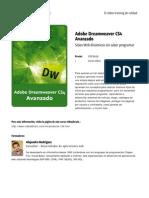 Adobe Dream Weaver Cs4 Avanzado