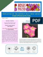Roses 90210 October 11
