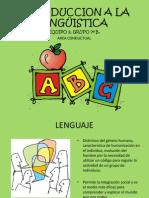 Clase de Linguistic A Unidad 1
