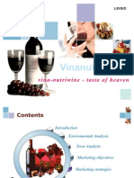 40878276 Sample Wine Marketing Plan