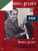Love Theme From Romeo and Juliet - Nino Rota