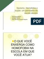 Sexismo Homofobia e Instituicao Nuh Ufmg Paulo Daniel Leonardo