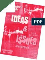 Ideas and Issues Intermediate Teacher Guide