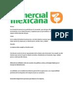 Contexto comercial mexicana
