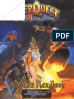 Everquest Rpg - Player's Handbook