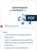 Administracion Estrategica - 1