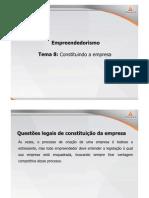 ADM Empreendedorismo Teleaula6 Tema 8 Slide
