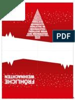 WeihnachtsBastelbogen