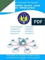 E1_LAPORAN 08_Lila Wijayanti S_ Kombinasi DHCP, DNS Dan Wireless