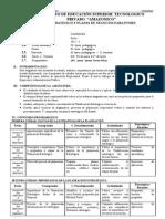VI Ciclo Planificación Estrategica 2011-1xxxxxxxxx
