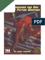 2562854 d20 Modern 1001 SciFi Weapons