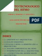 Unidad 2.- Semiotica y Semantica