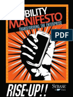 Mobility Manifesto Transforming the Enterprise