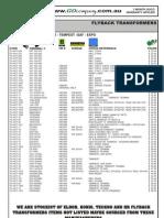 E H T Equivalents .pdf