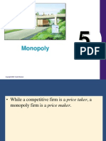 Monopoly for MBA
