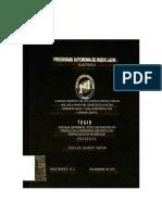 Comport a Mien To de Los Aceros Refractarios AISI 304 y HP40