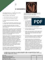 guía de connotación y denotación