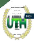 Universidad Tecnológica de Honduras trab calculo I