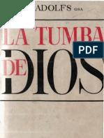 Adolfs, Robert - La Tumba de Dios