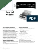 Manual Impresora ML320