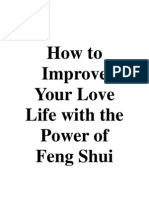 How to Improve Your Love Life With the Power of Feng Shui