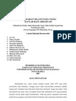 Peradaban Islam Pada Masa