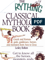 Classical Mythology - Greek - Roman