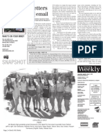 Snapshot--Beverly Hills Weekly, Issue #656